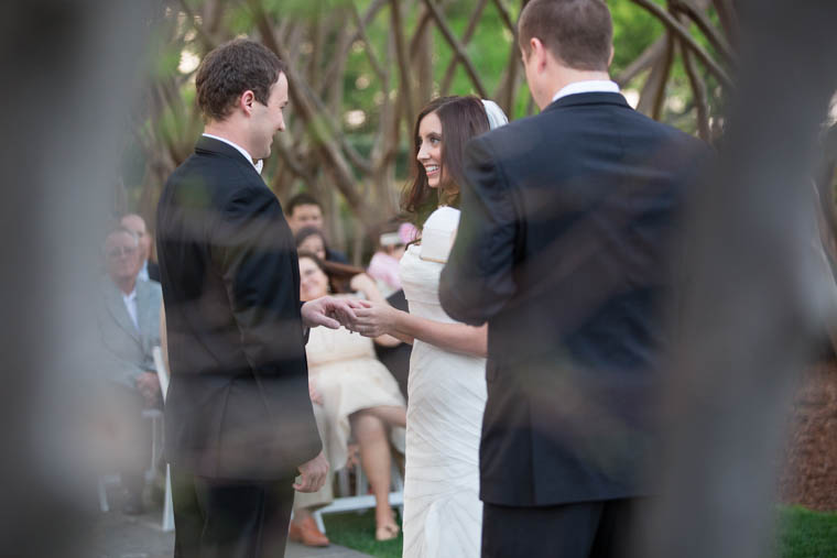 Crape Myrtle Allee Wedding Photographer