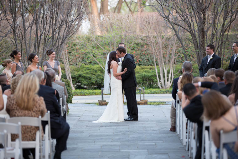Crape Myrtle Allee Wedding Photography