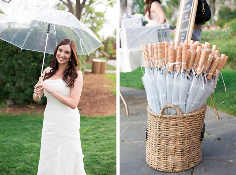 Umbrella Wedding Favors